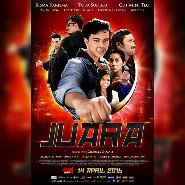Poster Juara